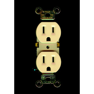Electrical outlet for electrician and others