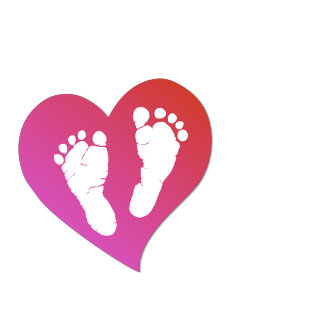 Baby Hands and Feet (footprints)