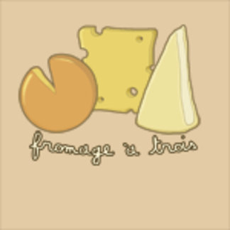 ♥ fromage a trois