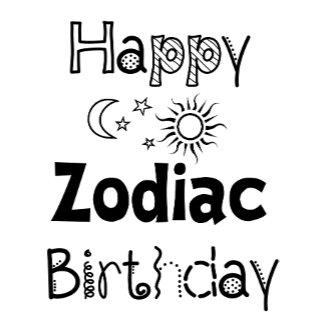BIRTHDAYS Zodiac