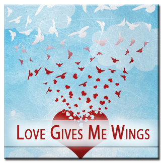 Love Gives Me Wings
