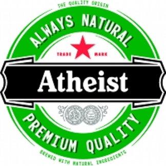 Naturally Brewed Atheist