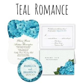 Teal Romance