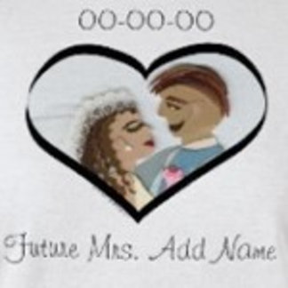 Future Mrs. Gifts - Ethnic Couple