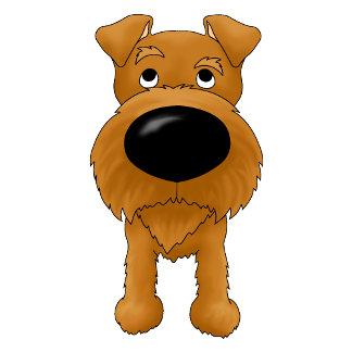 Big Nosed Irish Terrier