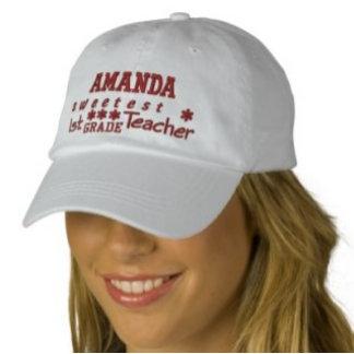 HATS Teacher Hats