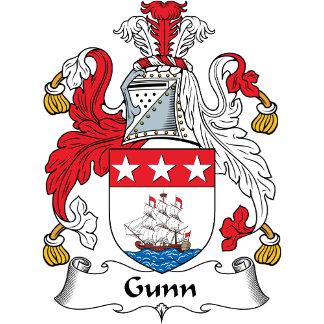 Gunn Family Crest