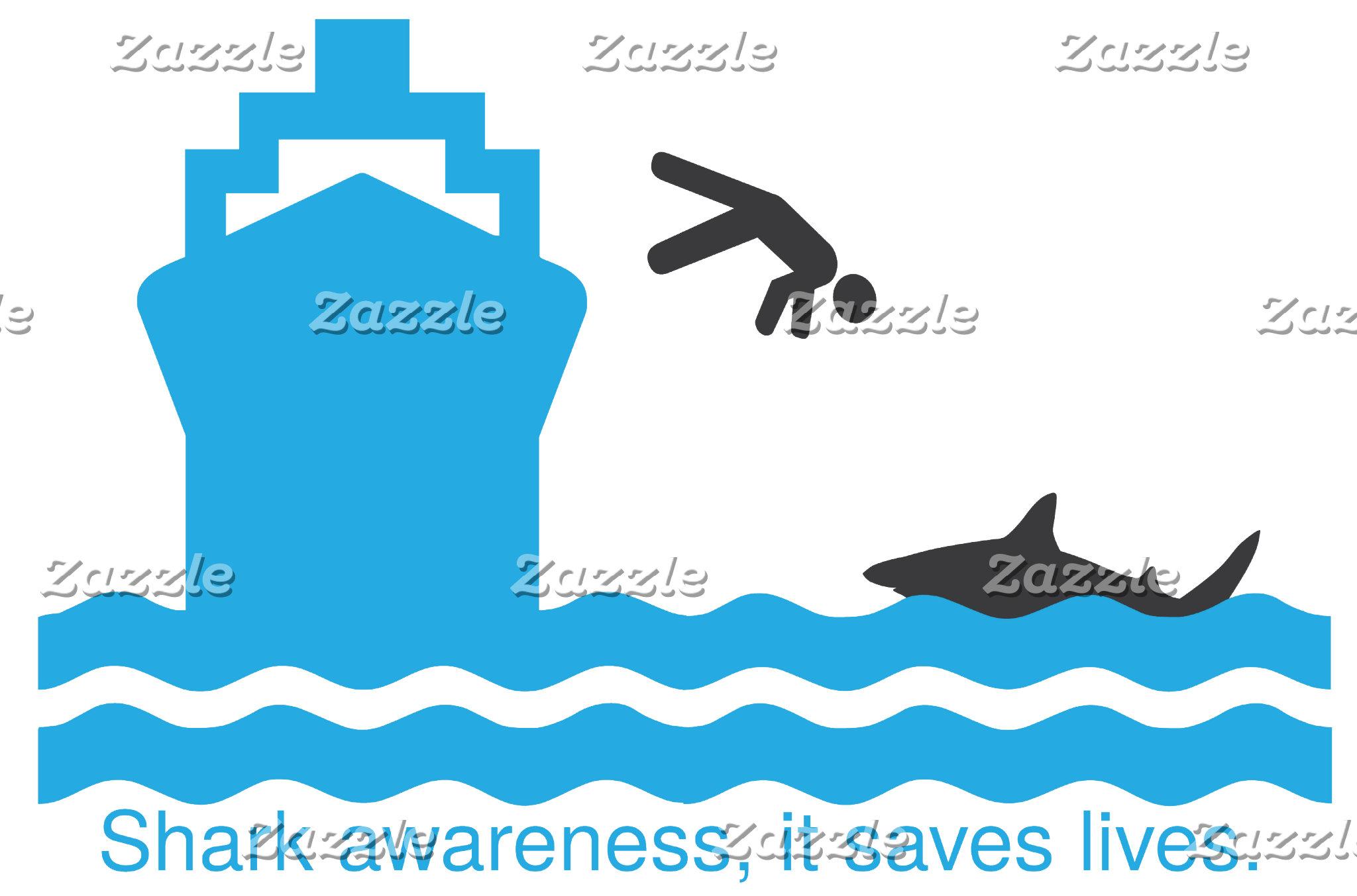 Shark awareness