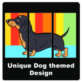 Unique Dog themed Design