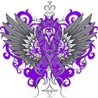 Epilepsy Awareness Cool Wings