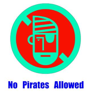 No Pirates