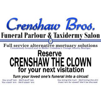 Crenshaw the Clown