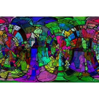"Tim Hendersons  ""Mosaic 2"""
