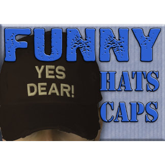Funny Hats and Caps