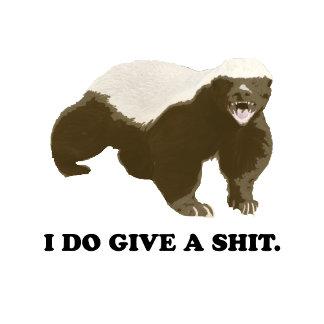I DO GIVE A SH*T.