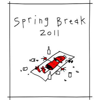 Spring Break Guy