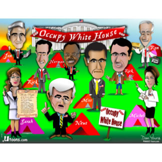 GOP Occupy White House