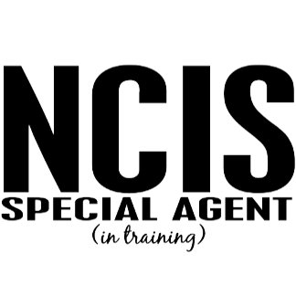 NCIS Special Agent In Training 1 T-Shirts Gifts