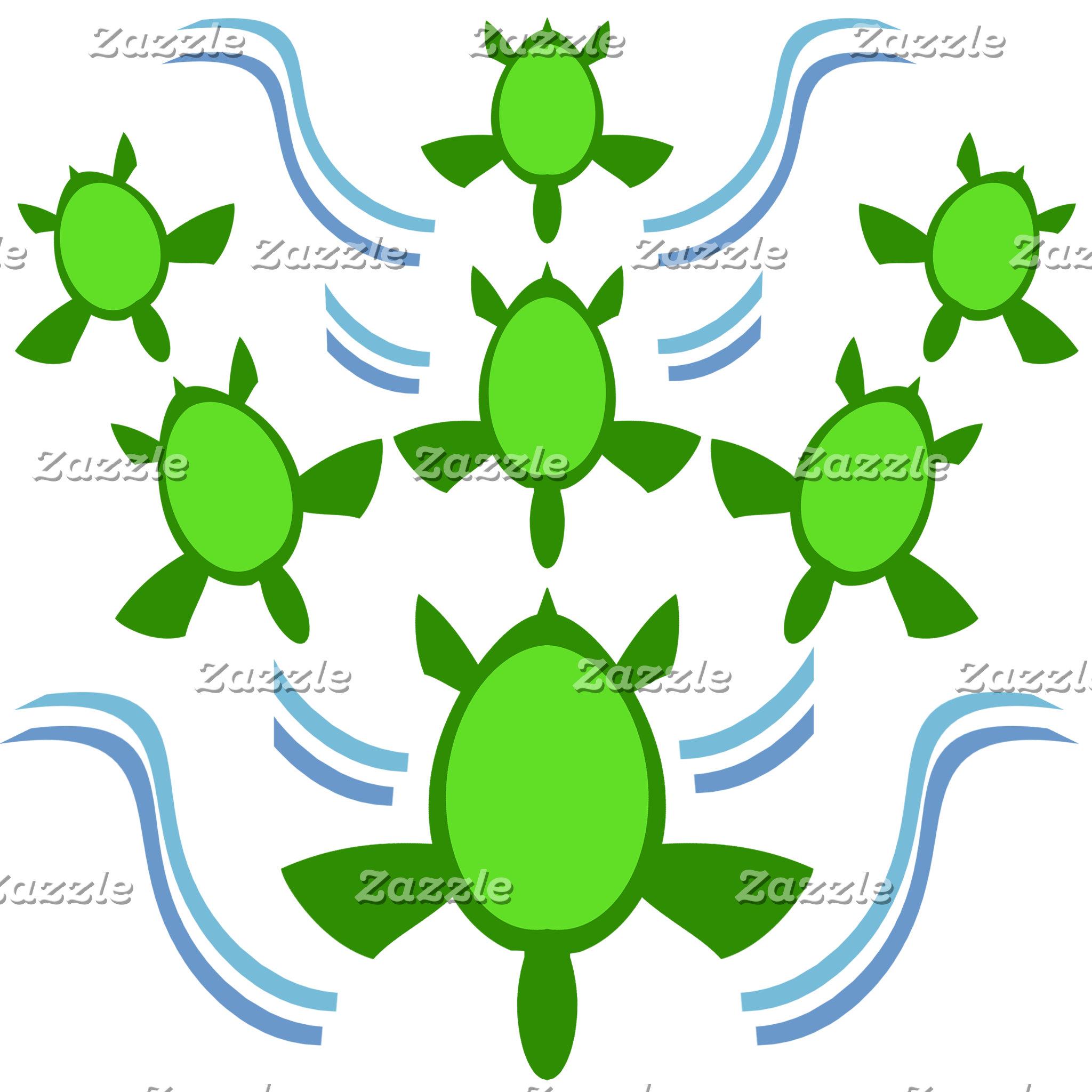 Follow the Turtles