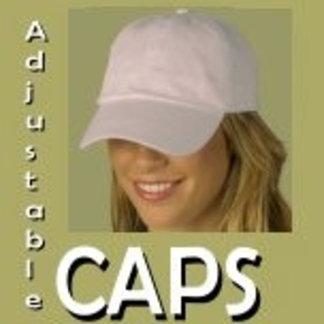 Adjustable Caps