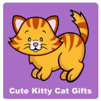 Cute Kitty Cat Gifts