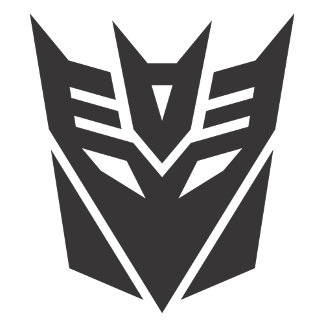 Decepticon Shield Solid