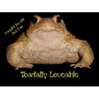 I'm Toadally Loveable