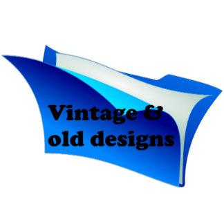 Vintage & old designs