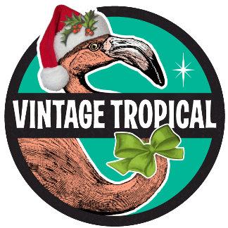 C. Tropical Christmas Cards