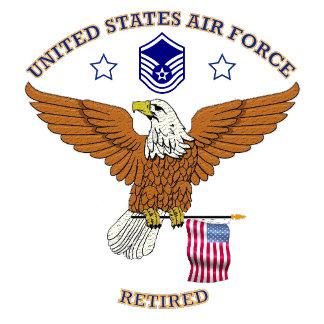 Eagle Flag Retired