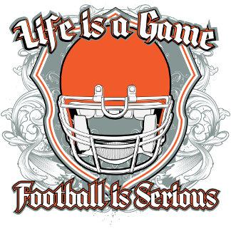 Football Game Orange