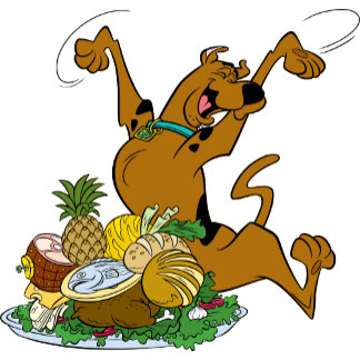Scooby Thanksgiving 02