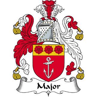 Major Family Crest