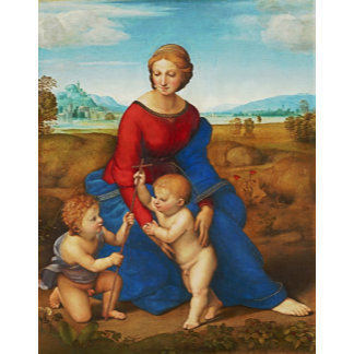 Raphael: Madonna in the Meadow