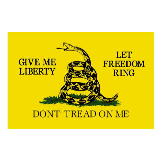 Don't Tread On Me Freedom