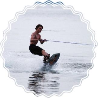 Teen Wakeboarder
