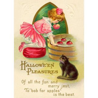 Stunning Vintage Halloween Stamps