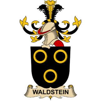 Waldstein Family Crest