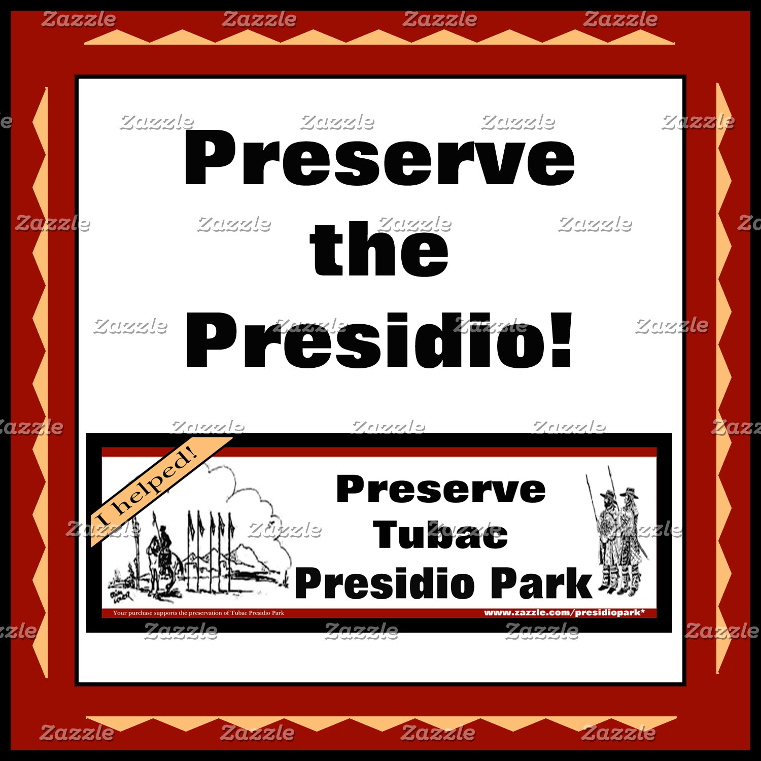 Preserve the Presidio!
