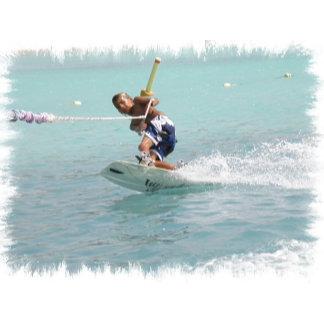Wakeboarding Turn