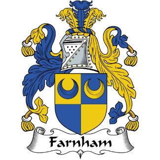 Farnham Family Crest / Coat of Arms