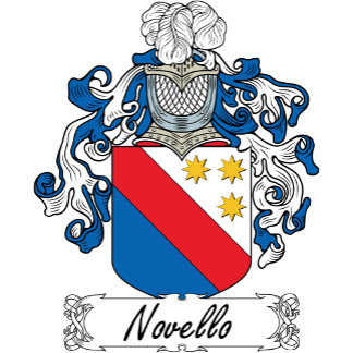 Novello Family Crest