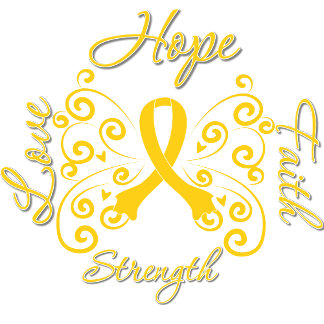 Suicide Prevention Hope Motto Butterfly