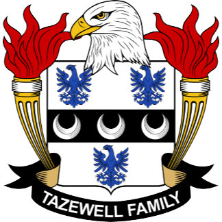 Tazewell Coat of Arms
