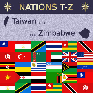 Nations T-Z