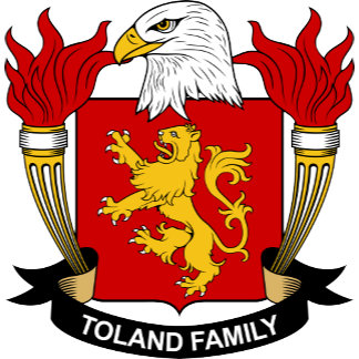 Toland Coat of Arms
