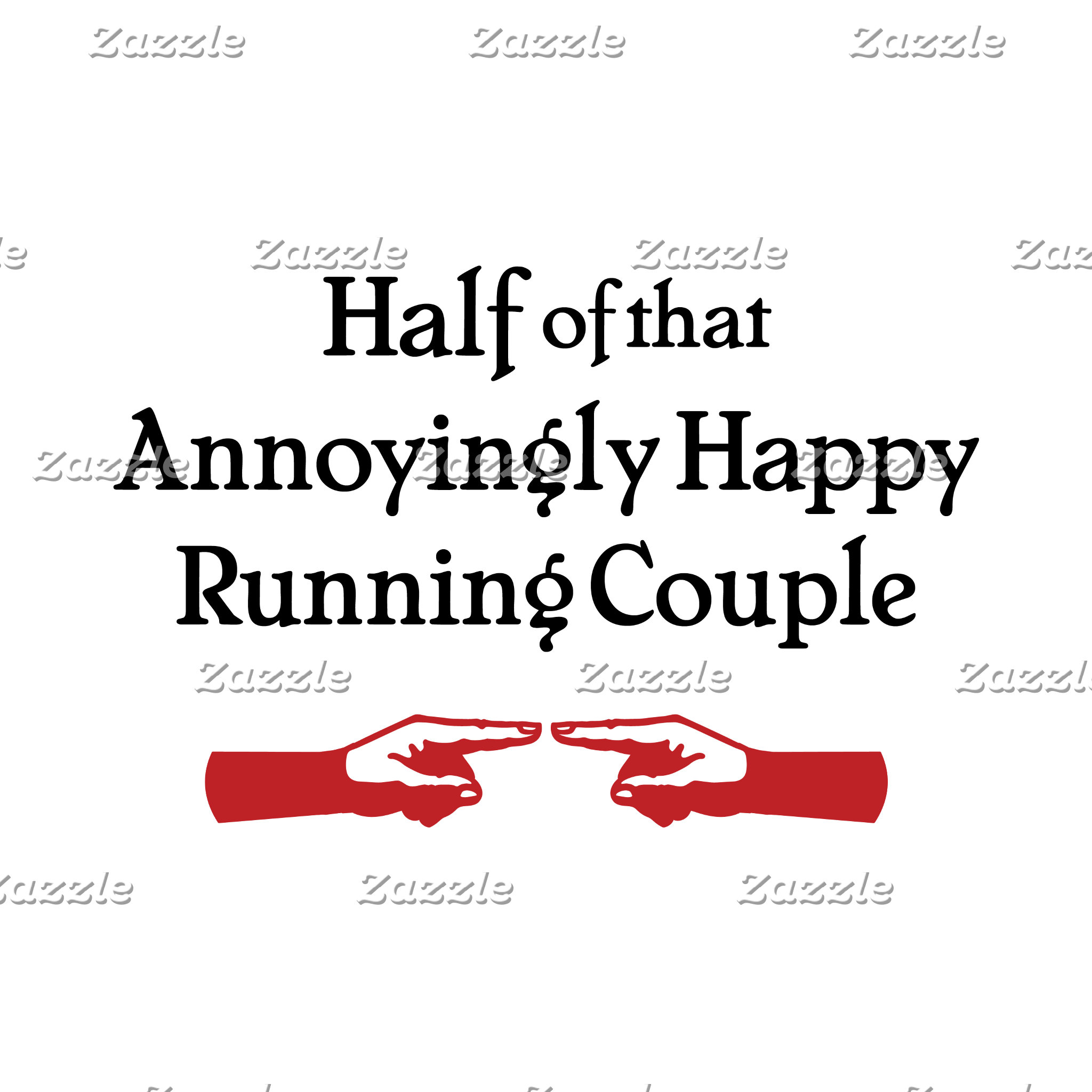 Annoying Running Couple