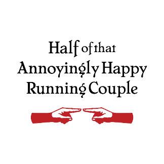 Annoying Running Couple