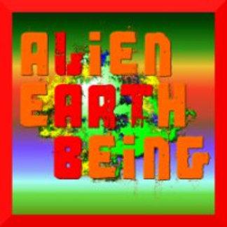 Alien Earth Being (Lab Art)
