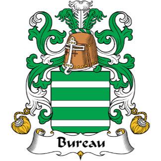Bureau Family Crest